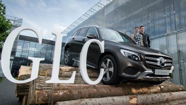 TÜV katsastustilastot Mercedes-Benz GLC