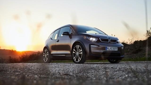 GTÜ pikkuautot BMW i3