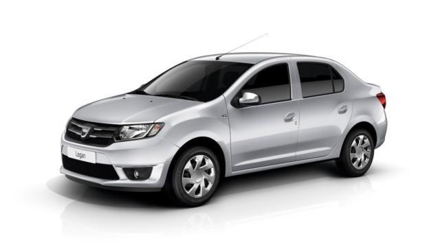 TÜV 2021 -katsastusraportti Dacia Logan