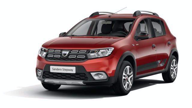 GTÜ pikkuautot Dacia Sandero
