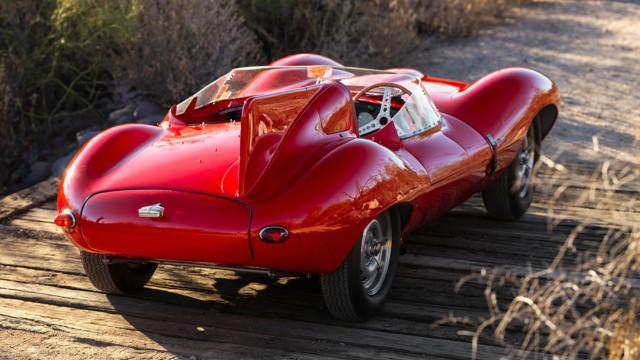 1955 Jaguar D-Type – RM Sotheby's
