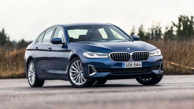 Koeajo: BMW 520d sai piristetyn maskin, mutta yksi asia jäi korjaamatta