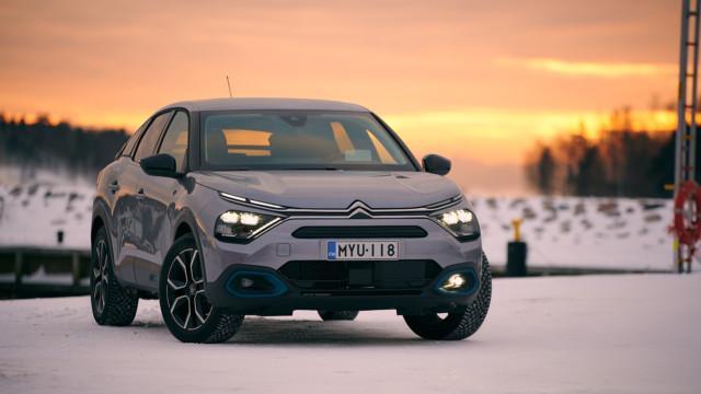 Maistiainen: Citroën ë-C4 sähköauto on välimalli