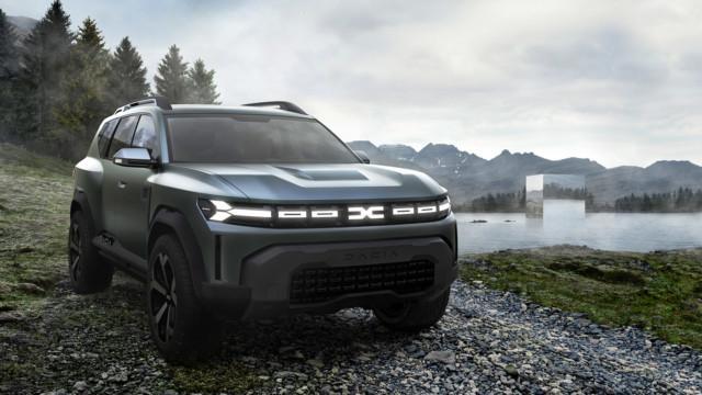 Dacia keskittyy oleelliseen varustelu varusteet järki järkevä Euro NCAP Jogger Bigster