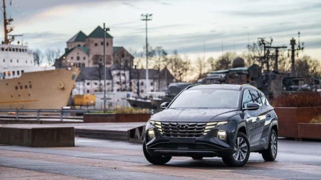 Koeajo: Hyundai Tucson näyttää tietä koko mallistolle, ja uusi resepti vaikuttaa toimivalta