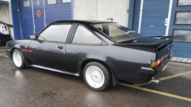 Opel Manta B - Tori.fi
