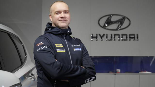 Markus Soininen –Hyundai i20 R5 2021