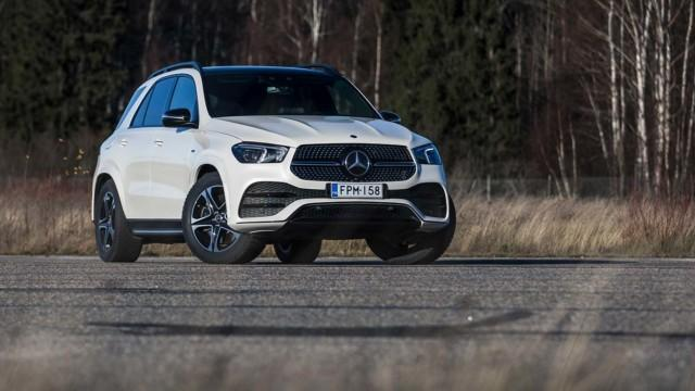 Koeajo: Mercedes-Benz GLE 350 de – kun järjettömästä tehtiin järkevä