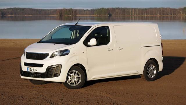 Koeajo: Peugeot e-Expert -sähköpaku on äänetön yhtiökumppani