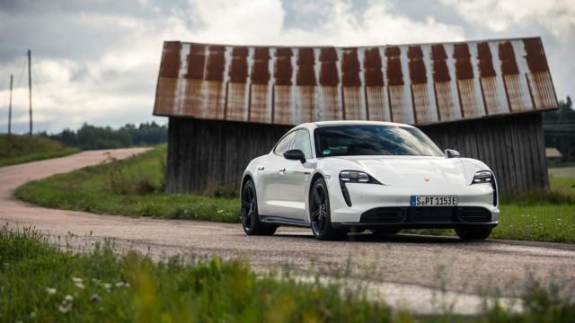 Koeajo: Porsche Taycan Turbo S on 625-hevosvoimainen täysosuma, mutta onko maali oikea?