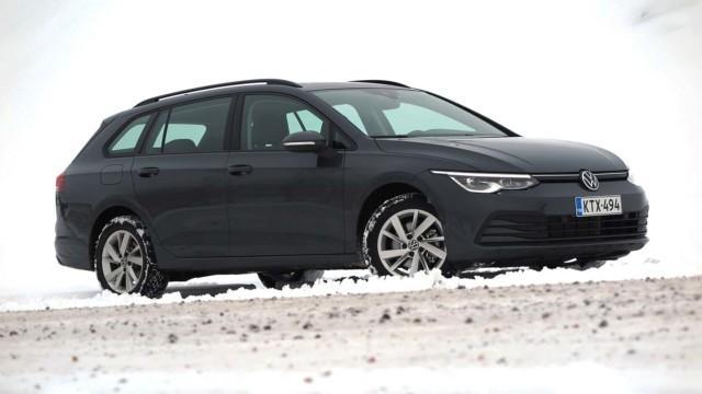 Koeajo: Volkswagen Golf Variant 1.0 e TSI on aiempaa tilavampi, mutta aivan kaikki ei ole täydellistä