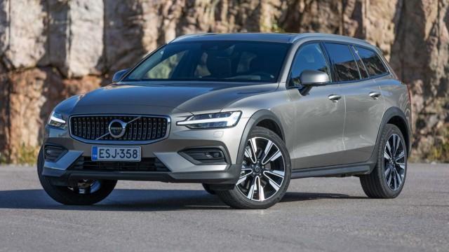 Koeajo: Volvo V60 Cross Country – metsäteiden mainioin sähköistyi