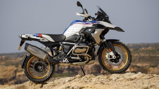 BMW-moottoripyörät 2020