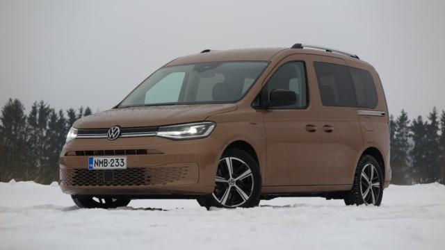 Maistiainen: Volkswagen Caddy – tila-auto porskuttaa edelleen