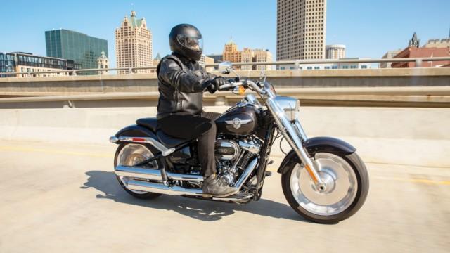Harley-Davidson Fat Boy