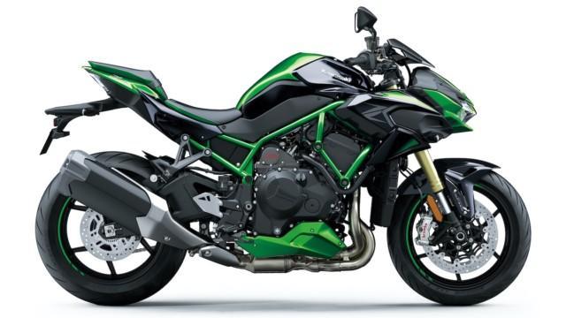 Kawasaki Z H2 SE