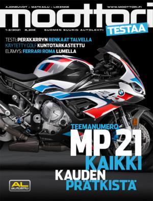 Moottori kansi 1-2/2021