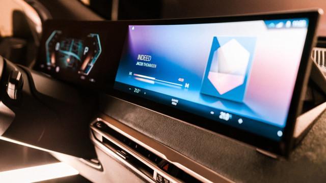 BMW iDrive – CES 2021