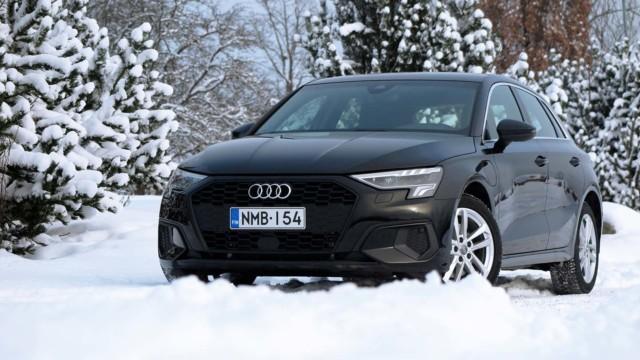 Koeajo: Audi A3 Sportback 40 TFSI e on lataushybridien valioluokkaa, mutta tuottaa silti pienen pettymyksen