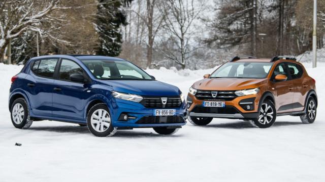 Maistiainen: Suomen edullisin uudistuu – Dacia Sandero & Dacia Sandero Stepway