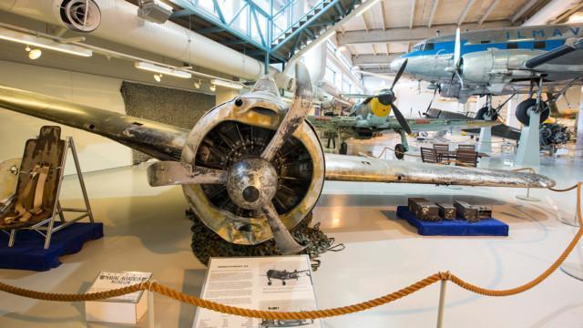 Suomen Ilmavoimamuseo 2014