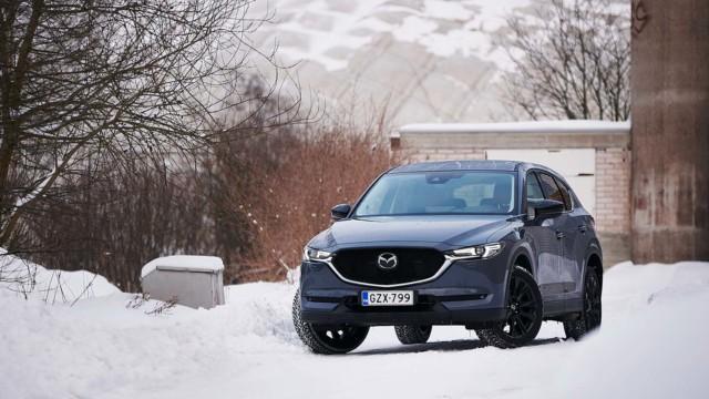 Koeajo: Mazda CX-5 on niin hienosti hiottu, että kritisoitavaa on vaikea löytää