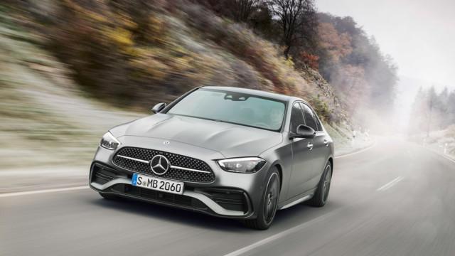 Uusi Mercedes-Benz C