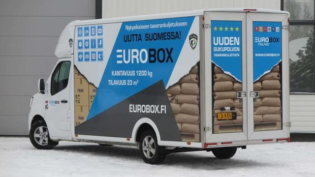 Paragan Eurobox