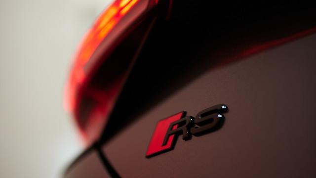 Audi RS logo –e-tron GT