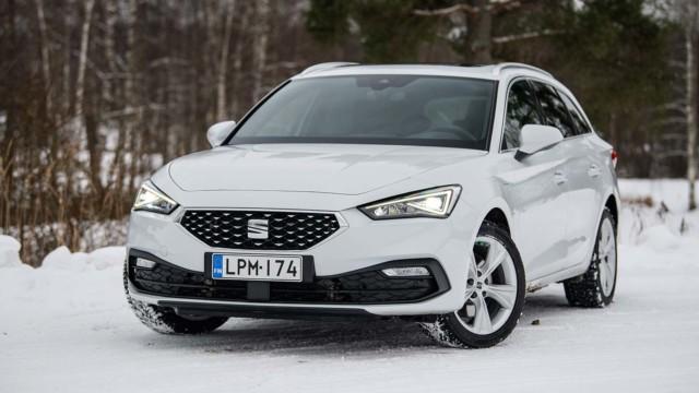 Koeajo: Seat Leon e-Hybrid on ladattu sähköllä ja sporttisuudella