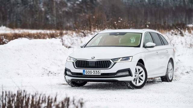 Koeajo: Škoda Octavia 1.5 TSI G-TEC tarjoaa vaihtoehdon lataushybridille