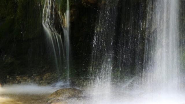 Krkan kansallispuisto Krka Kroatia