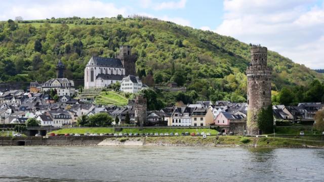 Rein Rhein Reinin linnat linnavaellus