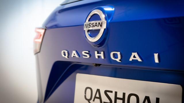 Nissan Qashqai 2021 – Marko Mäkinen/Nissan