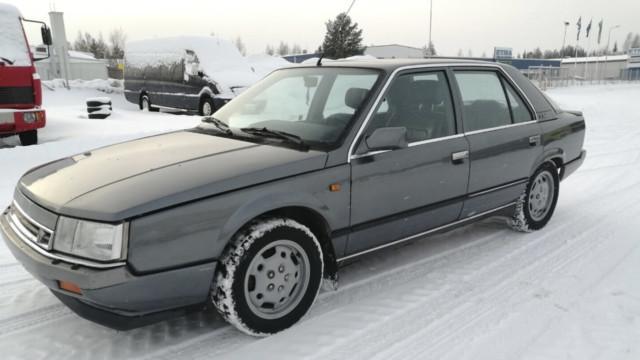 Renault 25 V6 Turbo - Tori.fi