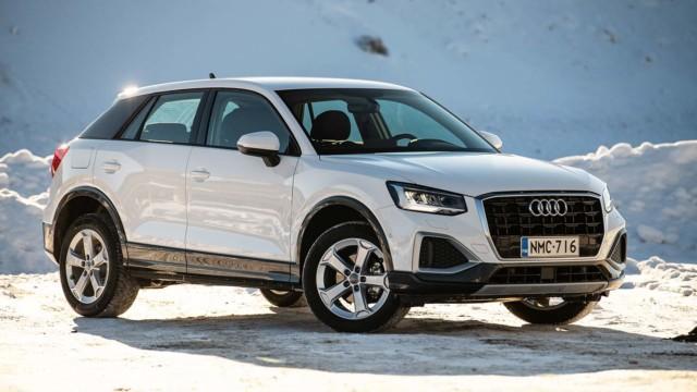 Koeajo: Audi Q2 – pikkukasvoille pikkukohennus