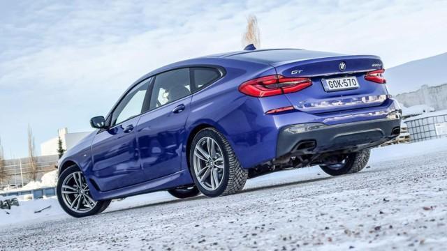 Koeajo: uudistettu BMW 620d Gran Turismo maistuu matkalla, muttei aina mutkissa