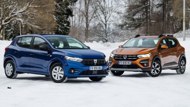 Koeajo: Dacia Sandero – lisää laatuvaikutelmaa kaupan päälle
