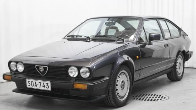 Alfa Romeo GTV 2.0 –Tori.fi