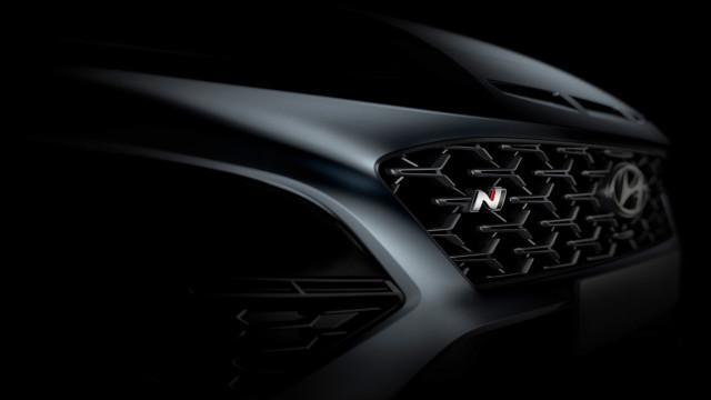 Hyundai KONA N teaser image 1
