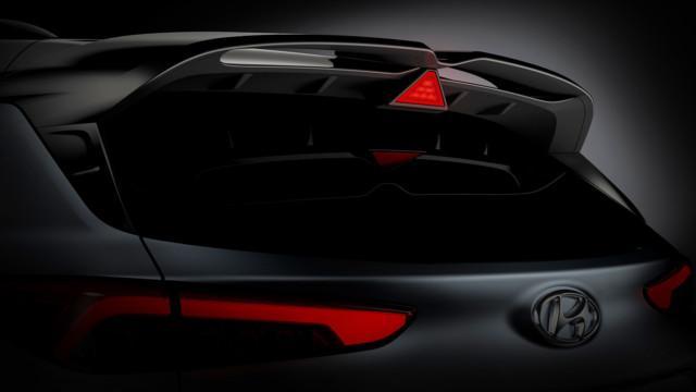 Hyundai KONA N teaser image 2