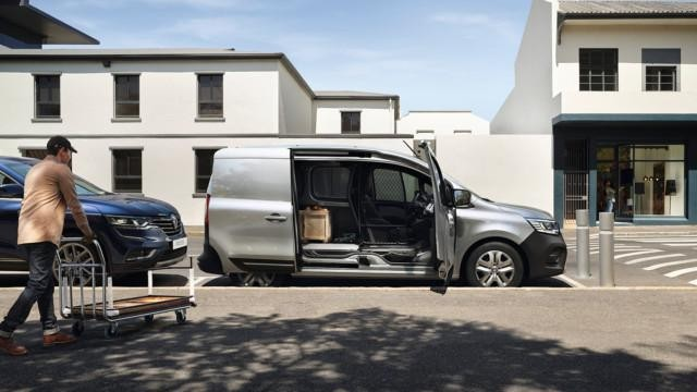 Renault Kangoo – open sesame concept