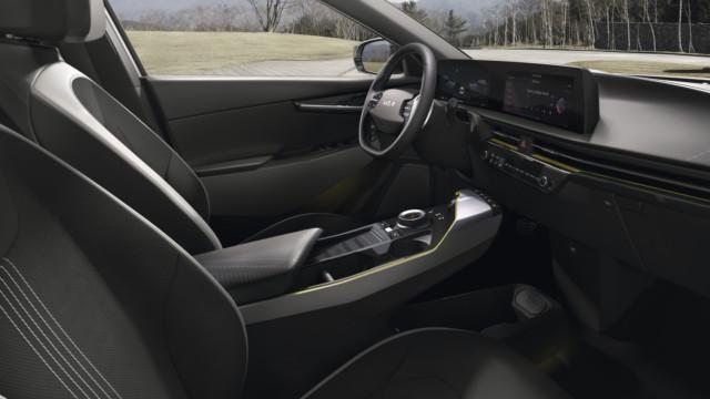 Uusi sähköauto Kia EV6