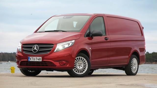 Koeajo: Mercedes-Benz Vito uudistui, mutta vanhaakin jäi