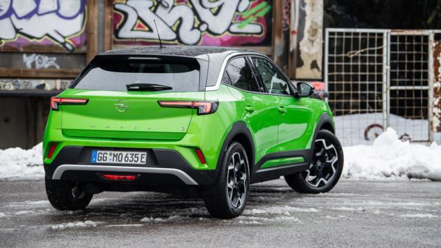 Opel Mokka Opel Mokka-e