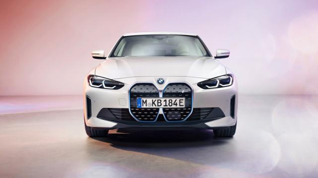 BMW i4 – first view