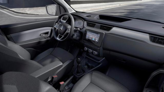 Renault Express Van Interior 2021