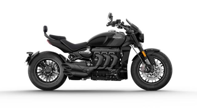 Triumph Rocket 3 Triple Black