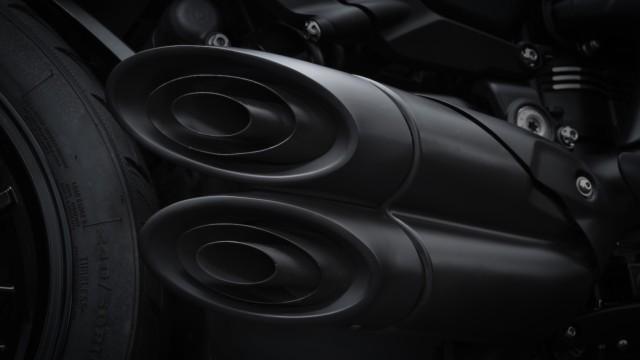 Triumph Rocket 3 GT Black Rocket 3 R Black