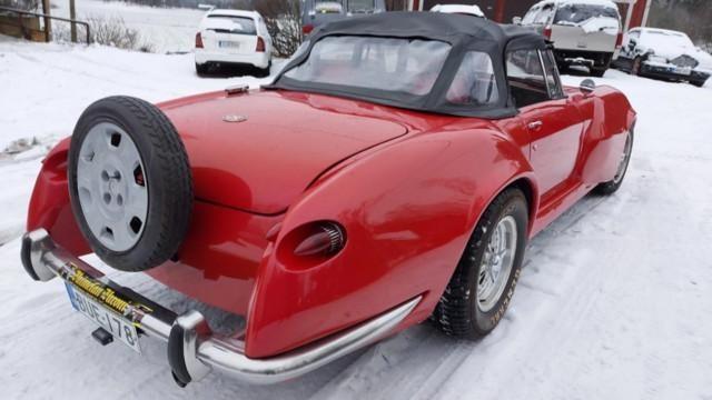 Seni Roadster - Tori.fi
